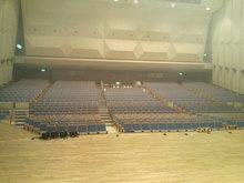 加古川市民会館で演奏してきました。