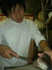 ステーキ・洋食のTANTO屋 Rooky、松本君です。