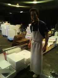 加古川水産 常務の村田さんです。