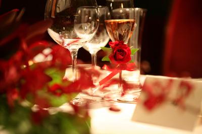 記念日(御結婚式や、御入学記念)でご来店されるお客様