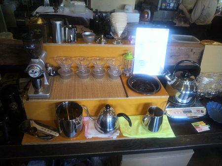 昨日の『コーヒーイベント』は、大成功でした。